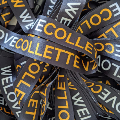 Keycord WELOVECOLLETTE VZW